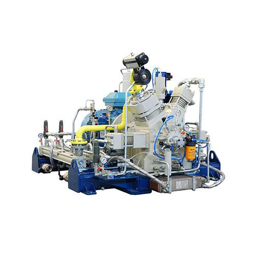 S компресор метан